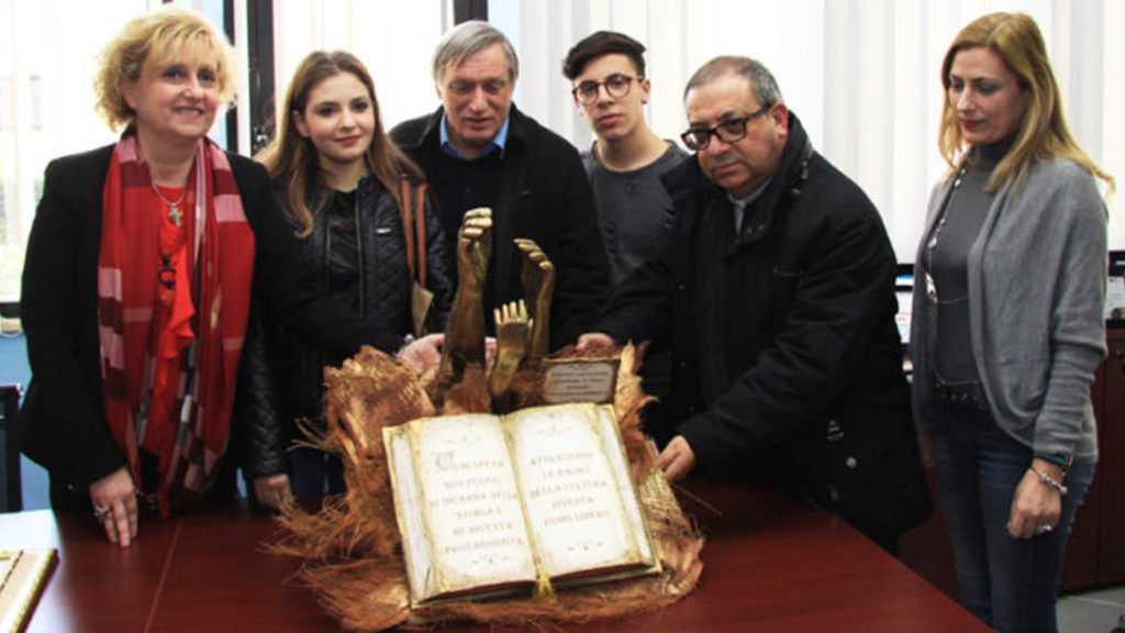 russo icontra don ciotti