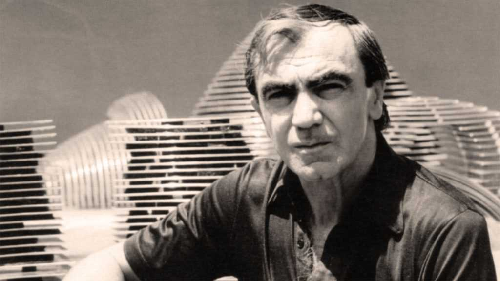 Carlo Rambaldi da giovane