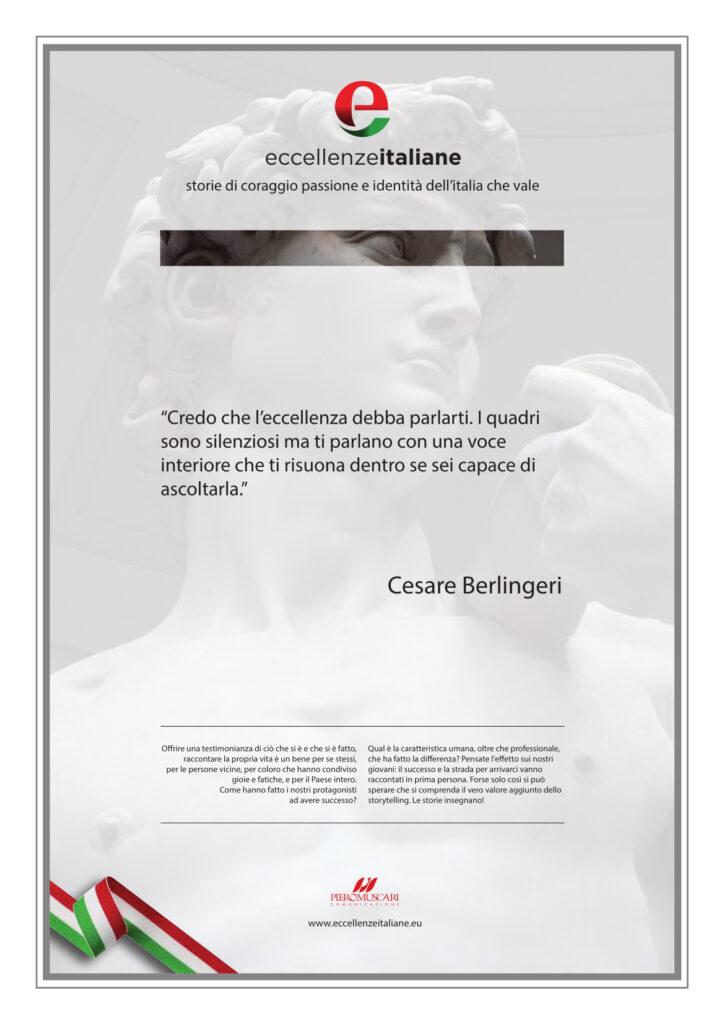 La pergamena di Cesare Berlingeri