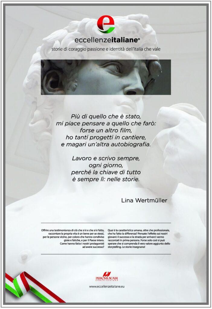 Pergamena LINA WERTMULLER e1614613390853 Eccellenze Italiane