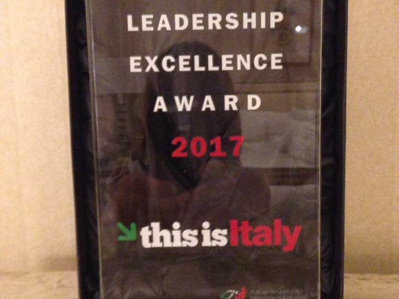 Sicily by car di Tommaso Dragotto e il premio This is Italy