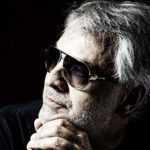 Andrea Bocelli tra gli scatti di Veronica Gaido