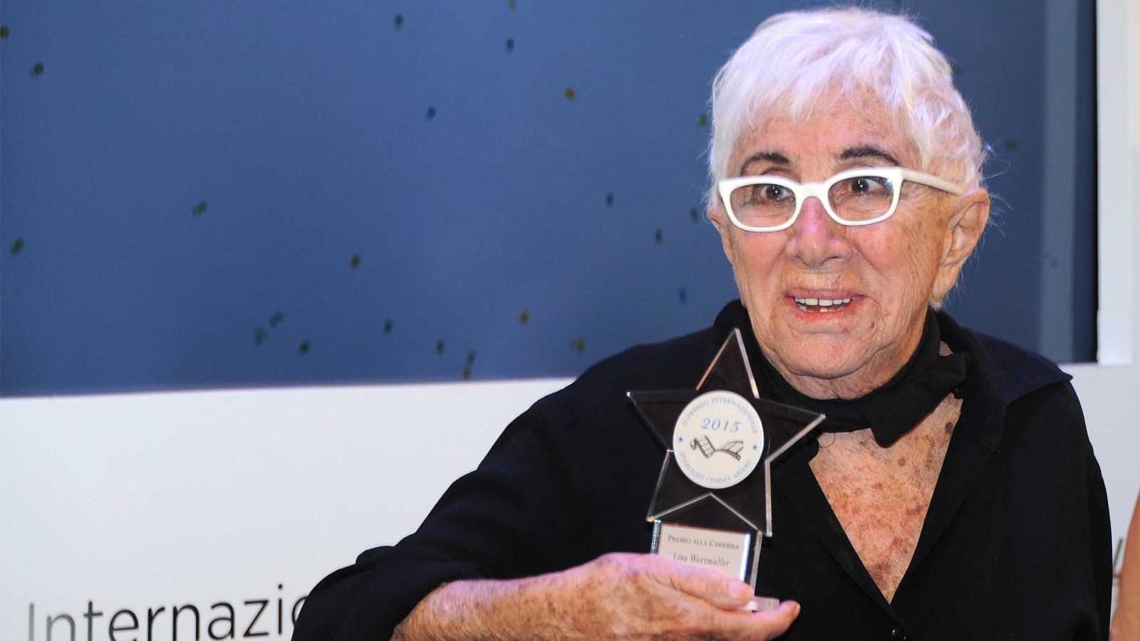 Lina Wertmuller, Premio carriera anno 2015