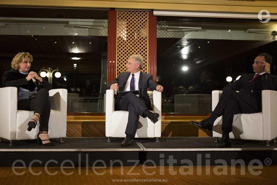 Mariarosaria Russo, Piero Muscari e Zio Mike