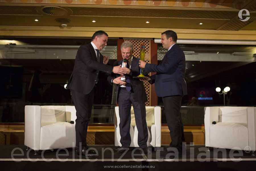 Patrizio Bof, Premio Eccellenze Italiane