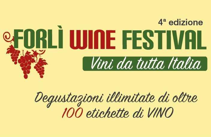4° del Forlì Wine Festival: per degustare le migliori etichette italiane