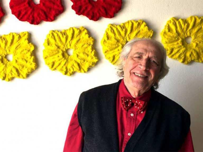Pino Pinelli - Esponente della pittura analitica