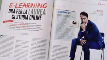 Danilo Iervolino protagonista della copertina Class| Blog