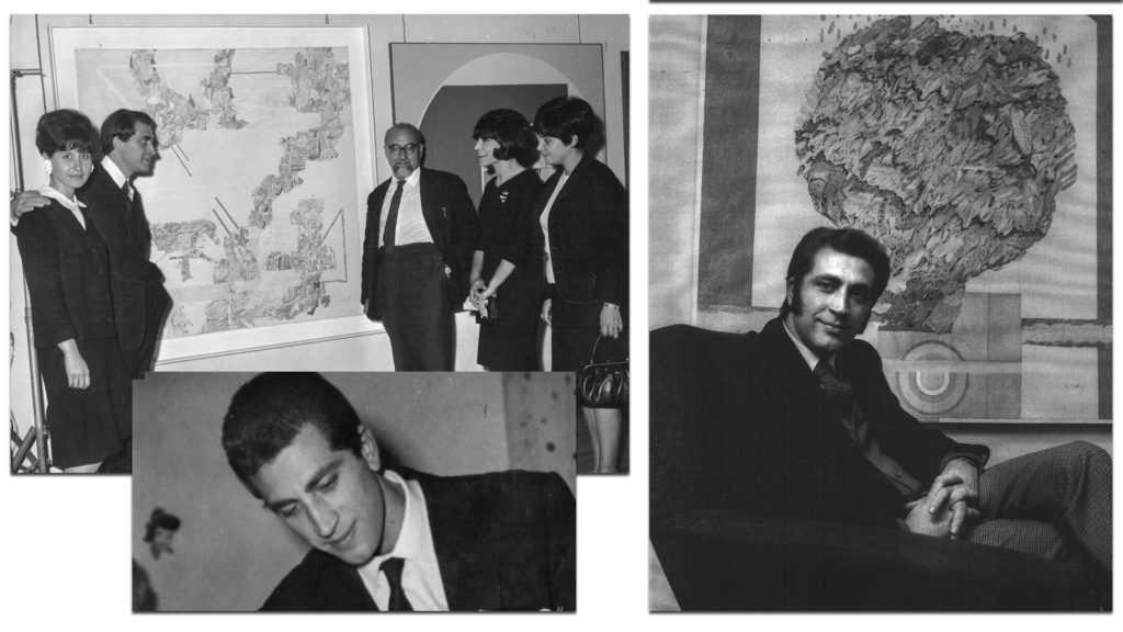 Pino Pinelli - Premio San Fedele e Galleria Bergamini - Storie di eccellenze Italiane