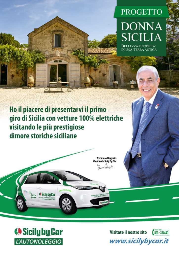 Progetto donna sicilia locandina Eccellenze Italiane