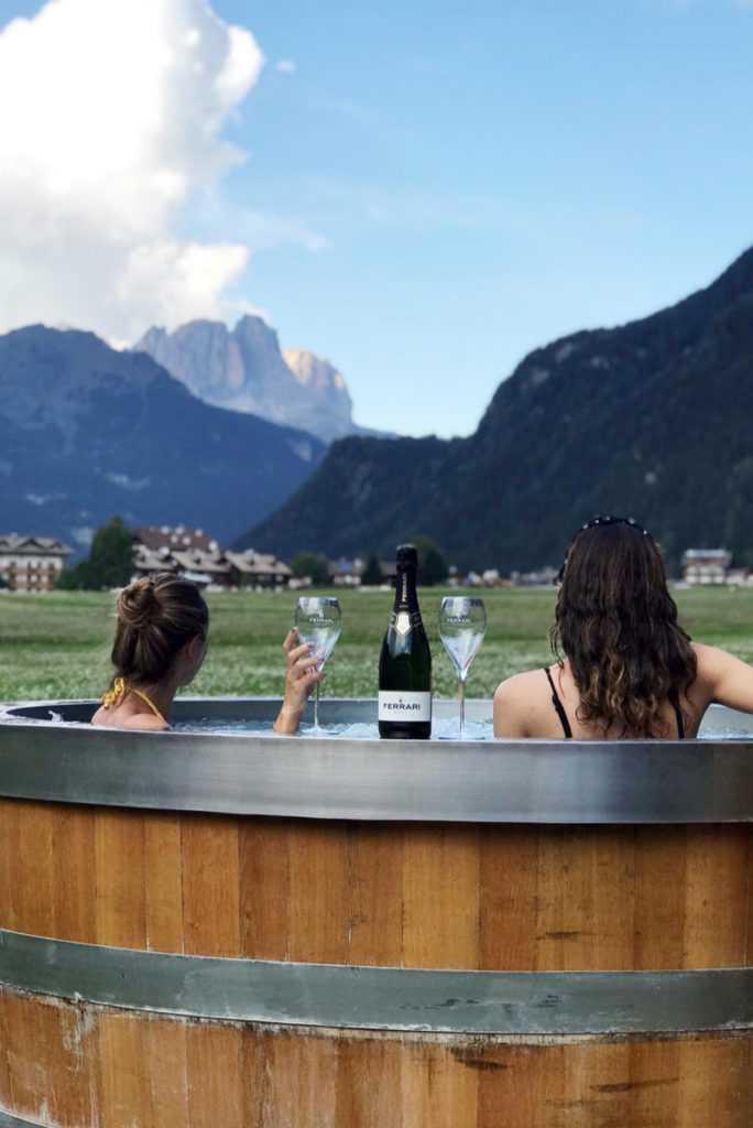 QCterme Dolomiti2018 SaunaPerlage 800x1198 Eccellenze Italiane
