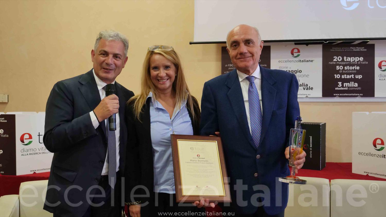 Piero Muscari, Claudia Pintus e Mario Bonfanti