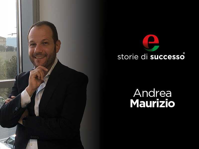 Andrea Maurizio| Storie di successo| Eccellenze Italiane