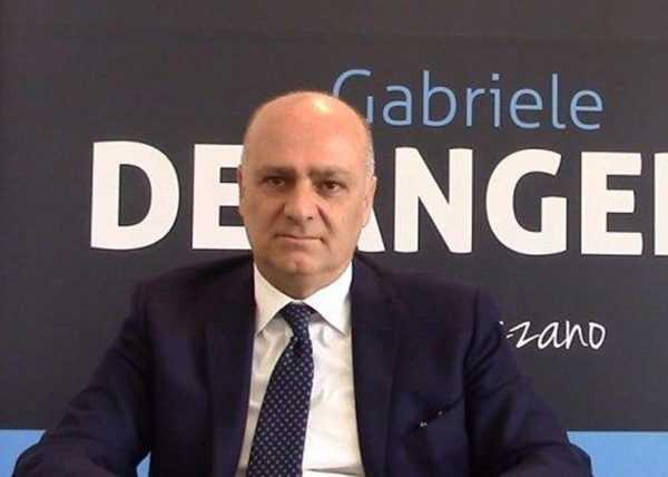 Gabriele De Angelisè Sindaco del Comune di Avezzano.