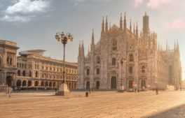 Etour: la nuova edizione parte dalla capitale economica italiana, Milano.