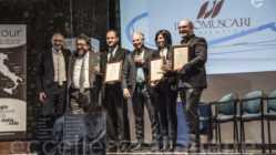 Da sx: Ottombrini, Di Carlo, Maurizio, Muscari, de Massis e Di Genova