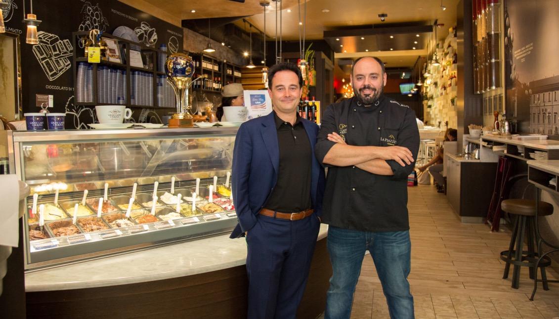 Longo e Chef Eccellenze Italiane