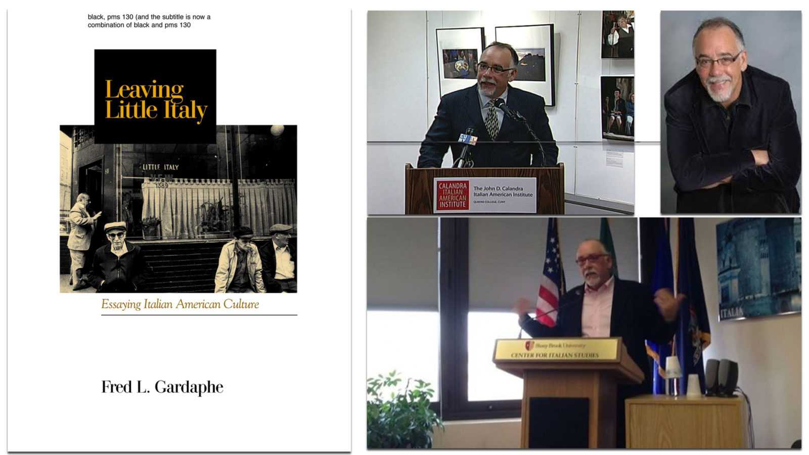 Fred Gardaphe-Little Italy e l'identità italiana americana
