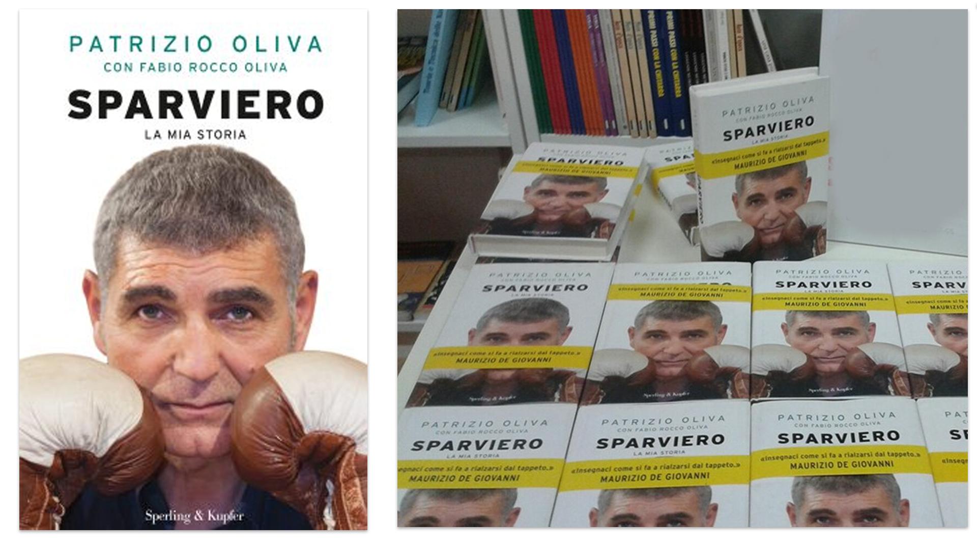 Patrizio Oliva Sparviero La Mia Storia