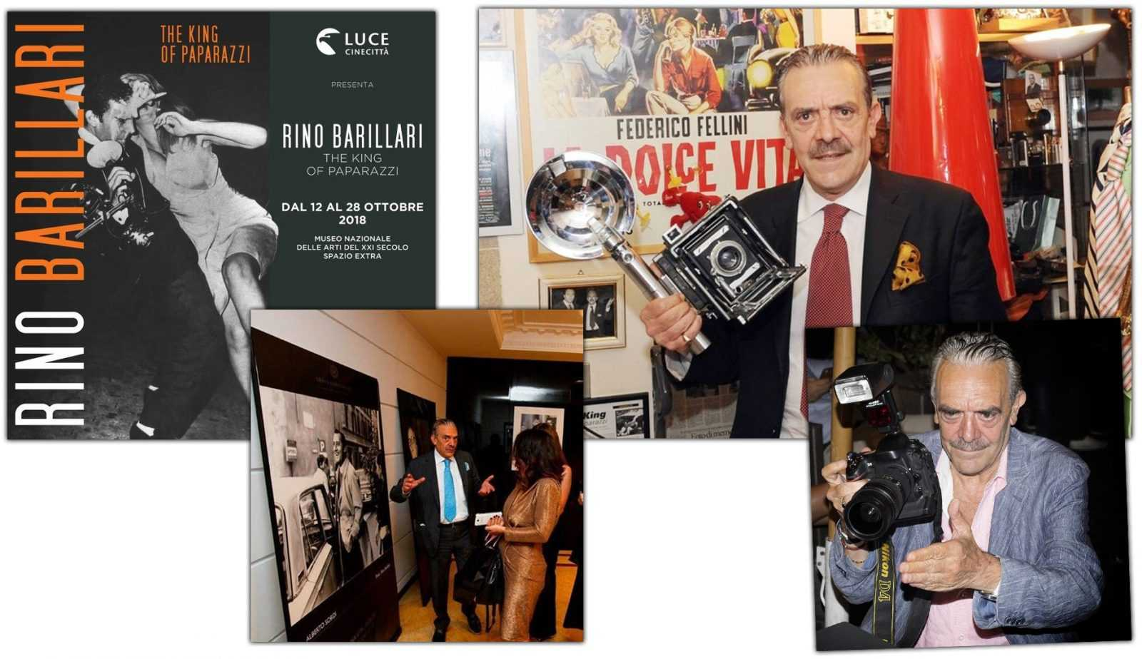 Rino Barillari The King of Paparazzi