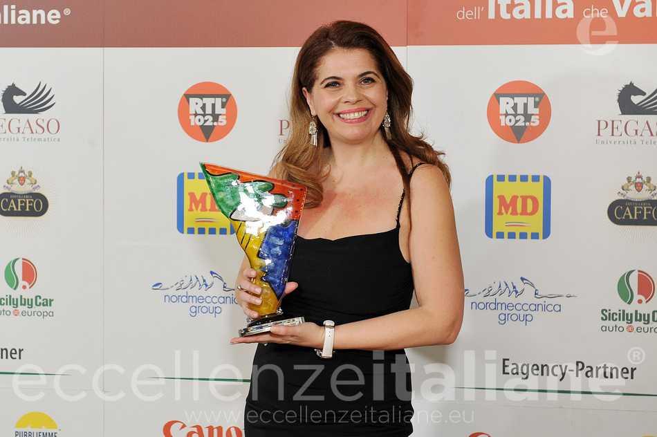 ornella fado premio emondo Eccellenze Italiane