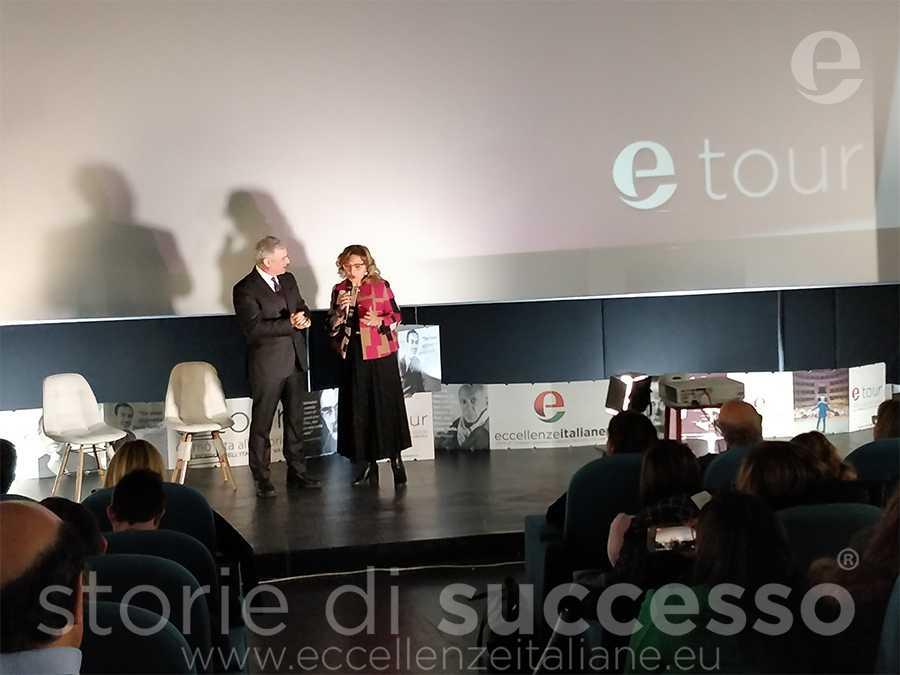L' intervento dell'On. Carmela Ella Bucalo ad etour Piraino