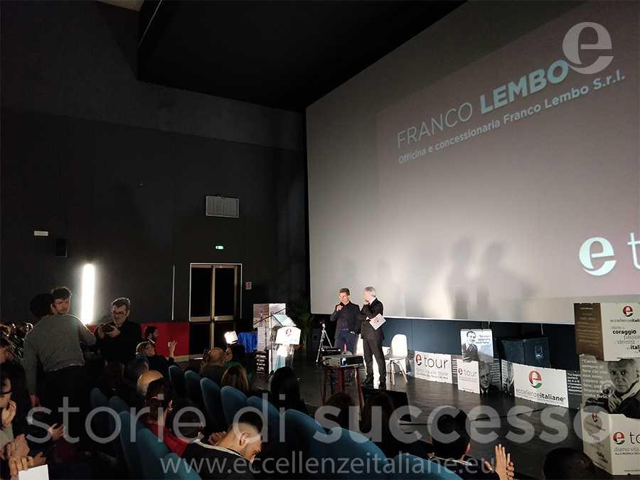 ETour Piraino Storie Di Successo: Franco Lembo di Officina Lembo