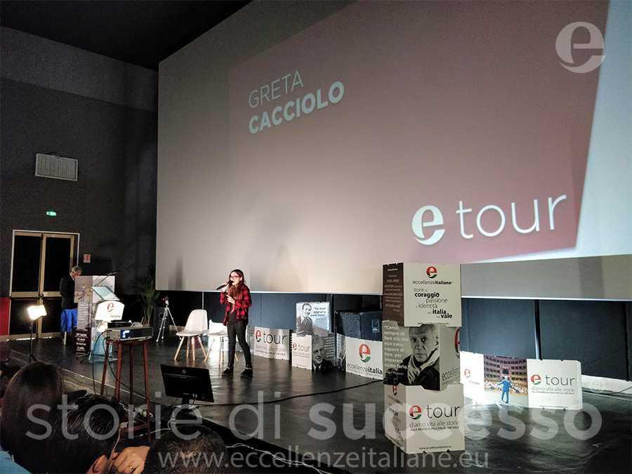 Greta Cacciolo - Vincitrice dello Zecchino d'Oro 2015 a etour Piraino.
