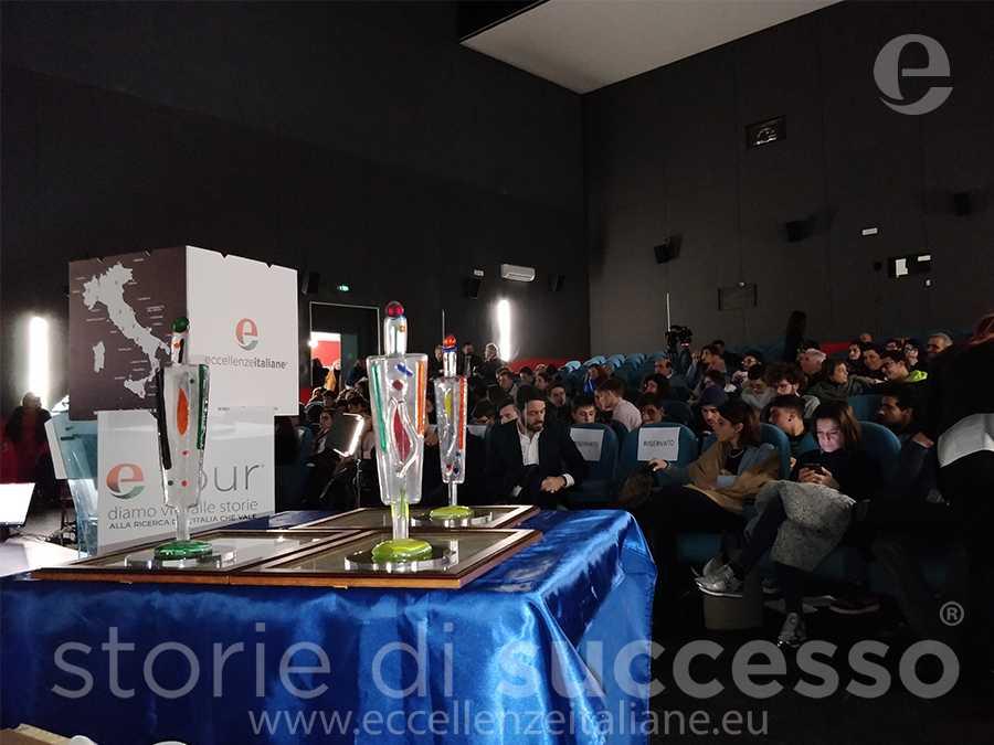 I Premi di ETour Piraino realizzati da Silvio Vigliatur