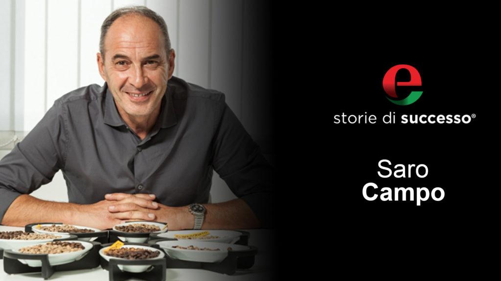 Saro Campo di Cafè Noir - Storie di successo