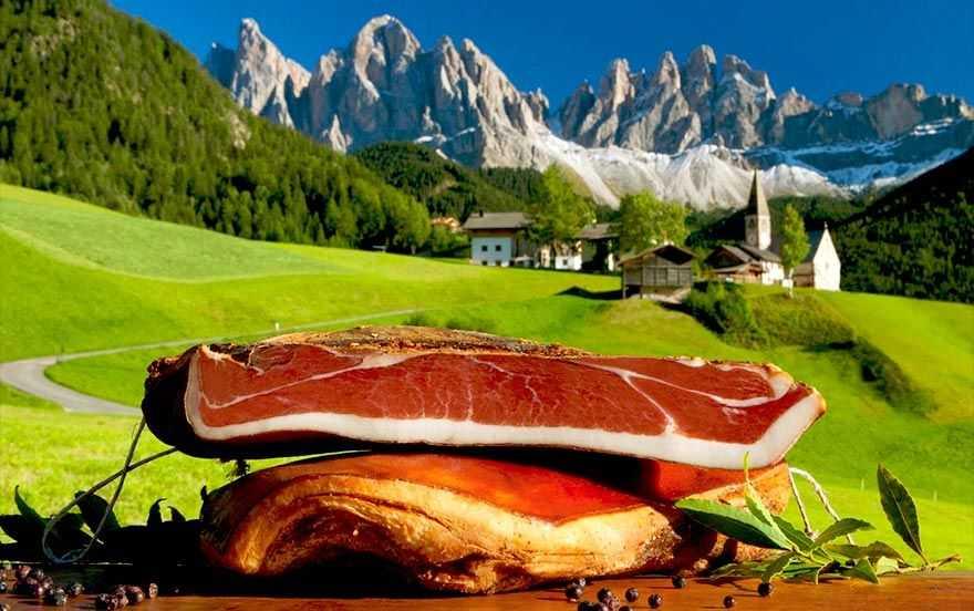 Speck Alto Adige Igp