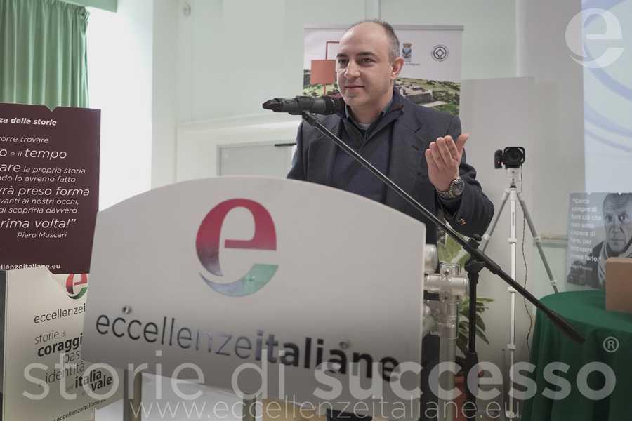 Fabio Pagano di Sito Vivo - partner eagency di Eccellenze Italiane