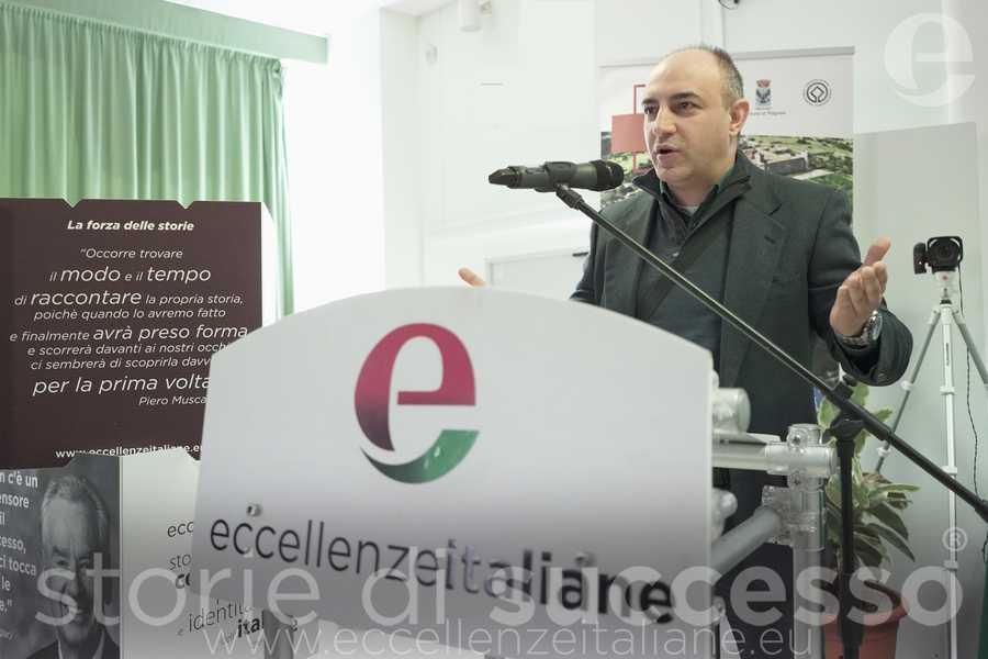 Fabio Pagano di Sito Vivo - partner eagency Eccellenze Italiane