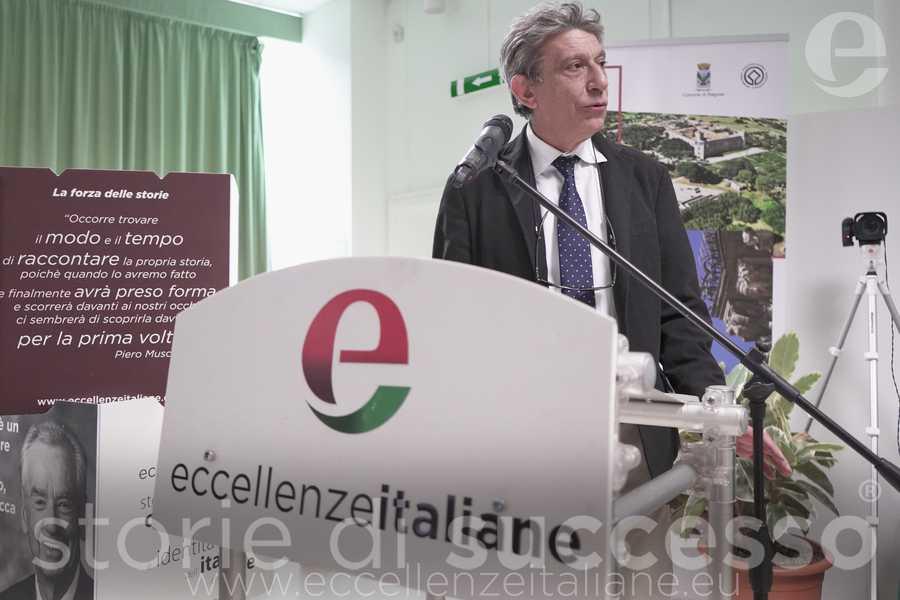 Francesco Musarra, preside Istituto E. Fermi di Ragusa