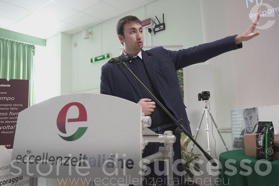 Matteo Burgio, responsabile sede Pegaso Ragusa