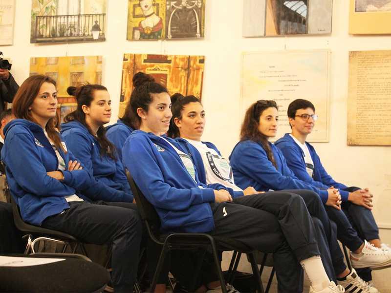 AndrosBasket ragazze Eccellenze Italiane
