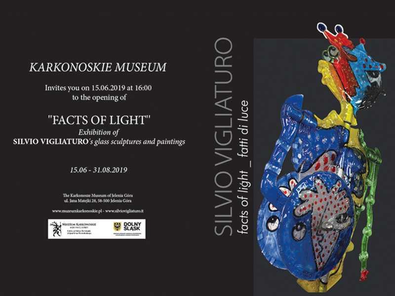Fatti di luce, mostra di Silvio Vigliaturo in Polonia, dal 15 giugno al 31 agosto