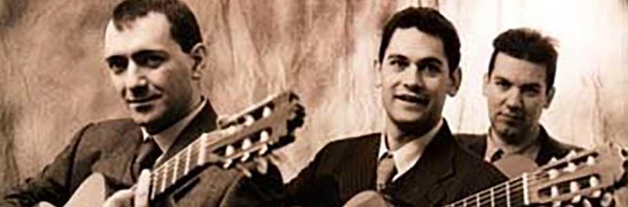 Trio Musicale Cardoso Gli Inizi- I primi anni