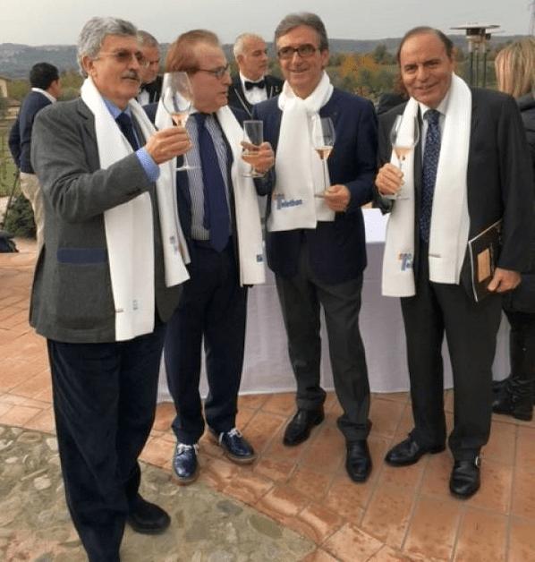 franco ricci Eccellenze Italiane