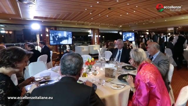 il gala di eccellenze italiane Eccellenze Italiane