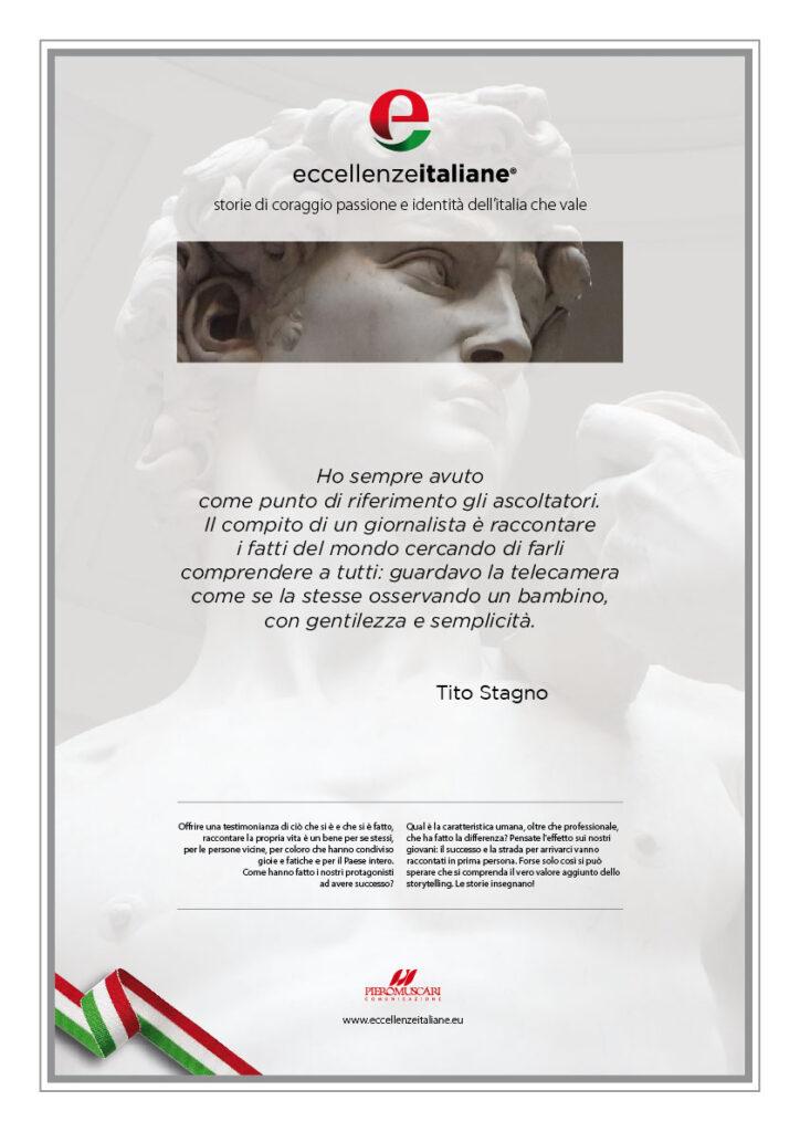 Pergamena Tito Stagno