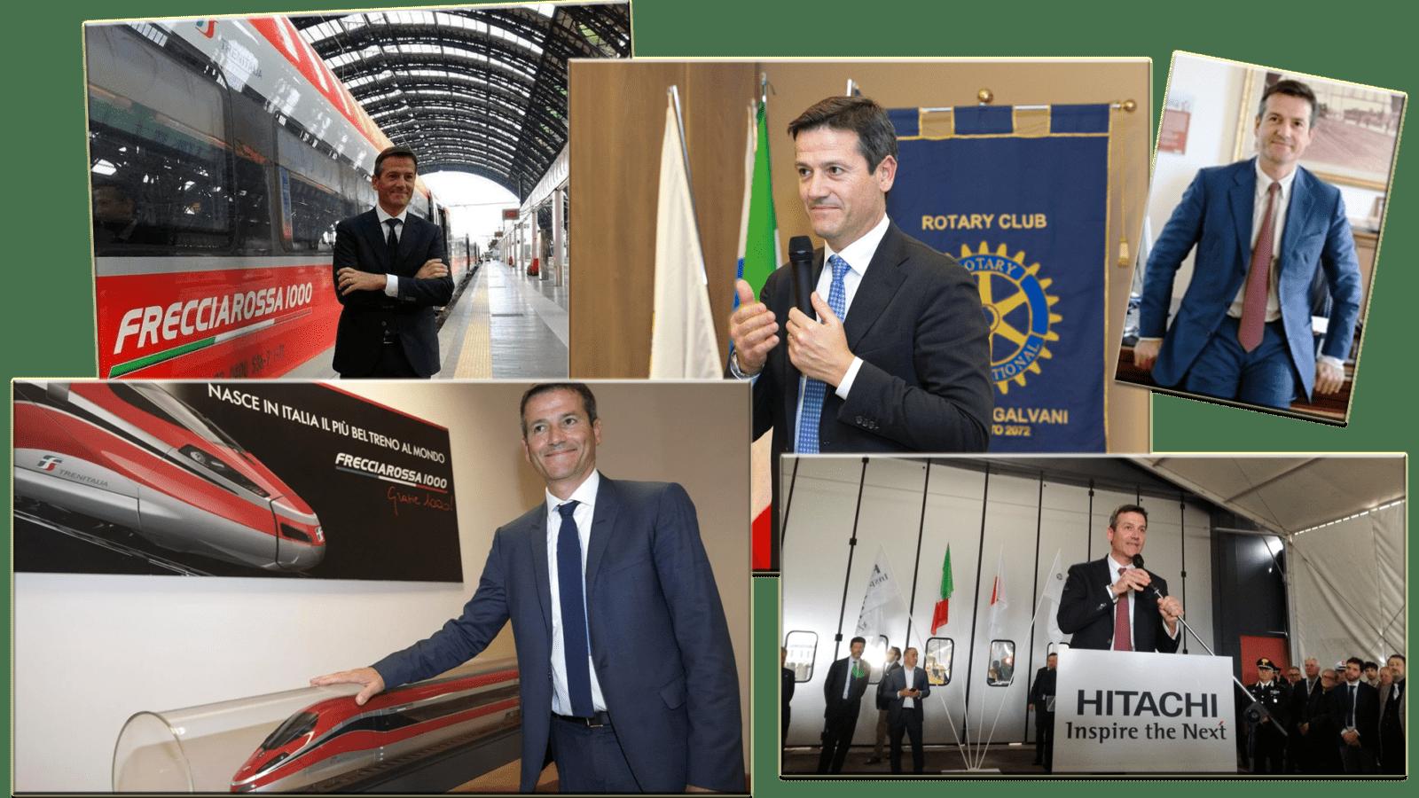 Trenitalia Orazio Iacono nel mondo Eccellenze Italiane