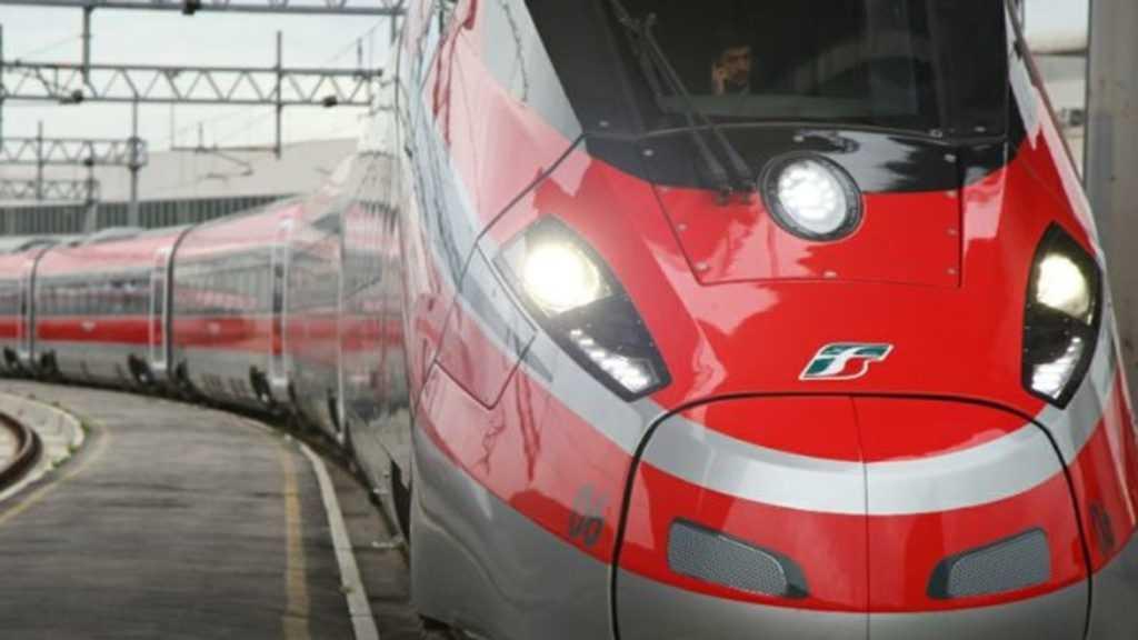 treno fs Eccellenze Italiane