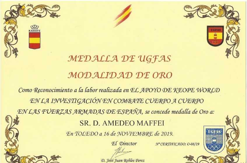 Targa Premio Amedeo Maffei