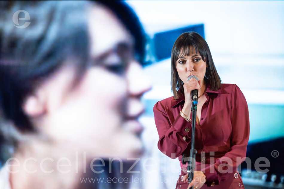 Esibizione di Simona Molinari al Galà delle Eccellenze Italiane 2019- Brano in cerca di te