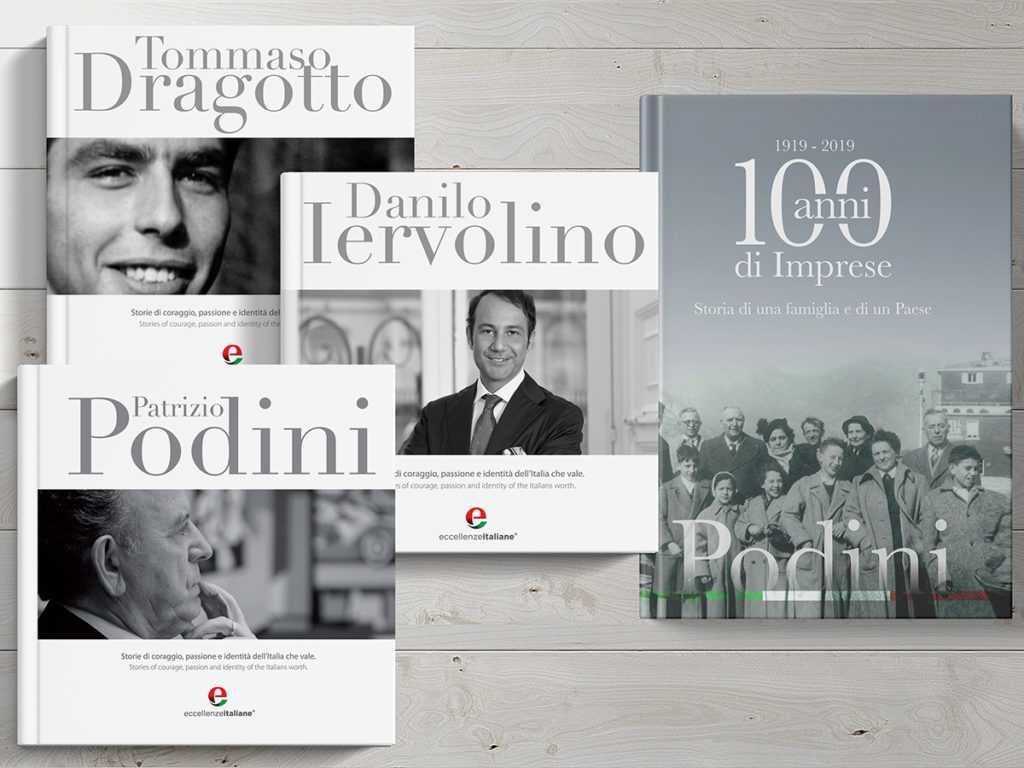Monografie di Eccellenze Italiane con sfondo Eccellenze Italiane