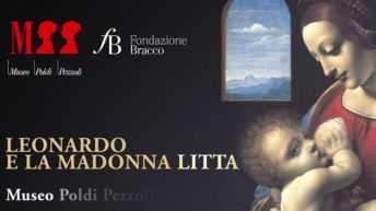 Leonardo E La Madonna Litta Mostra - mostra fino al 10 Febbraio