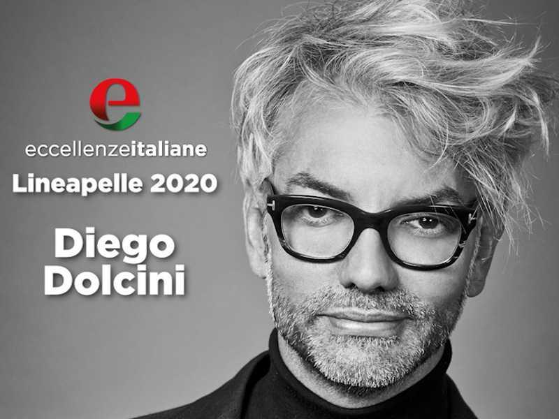 Diego Dolcini, intervista di eccellenze Italiane in occasione di Linea Pelle 2020