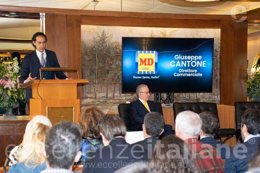 Giuseppe Cantone Direttore Commerciale di Md