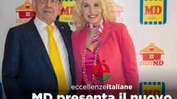 Md Presenta il Nuovo Spot con Antonella Clerici
